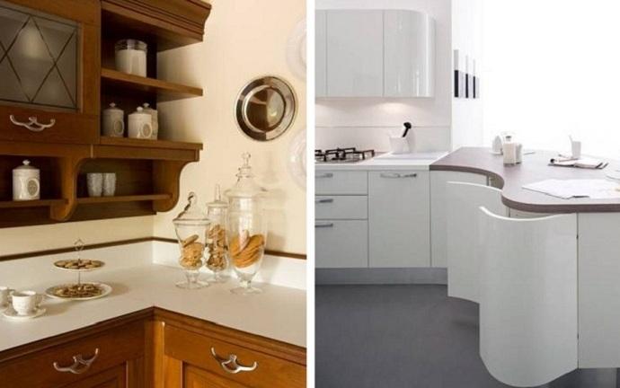 Что влияет на стоимость кухонного гарнитура